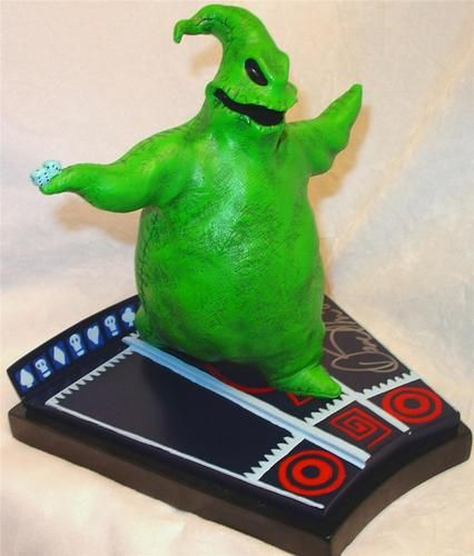 Oogie Boogie Statue Limited Ed of 251 David Krakov Signed N B C Cert of Auth | eBay