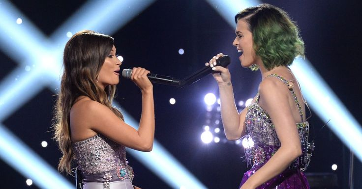 Watch Kacey Musgraves Teach Katy Perry to Play 'Follow Your Arrow' http://www.rollingstone.com/country/news/kacey-musgraves-katy-perry-play-follow-your-arrow-w487438?utm_campaign=crowdfire&utm_content=crowdfire&utm_medium=social&utm_source=pinterest