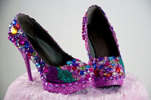 116 Best Killer Purple Shoes Images On Pinterest Purple