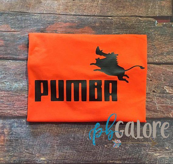 Pumba Shirt  Lion King Shirt  Kids Tee  Disney Shirt