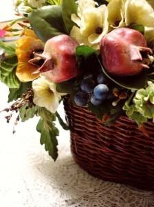 4 Anos: Bodas de Flores e Frutas ou Cera