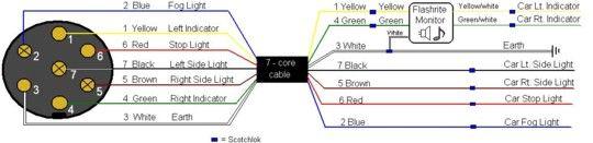 wiring diagram for lights road trip power trailer. Black Bedroom Furniture Sets. Home Design Ideas