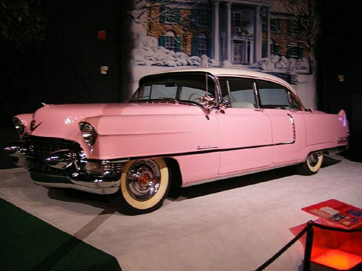 Cool Pictures Of Cars >> CHECK OUT ELVIS PRESLEY'S 1955 PINK CADILLAC VERY COOL | OLD CARS | Pinterest | Pink, Elvis ...