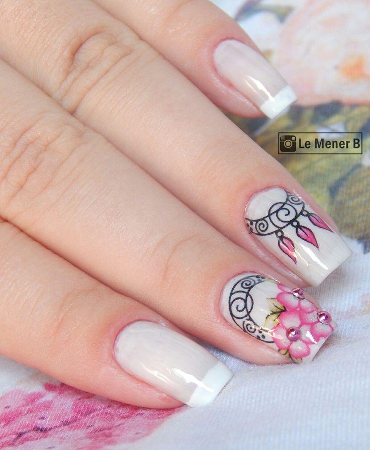#flowers #flower #flores #petal #flor #nature #beautiful #love #pretty #nails #nail #fashion #nailart #nailpolish #polish #nailswag #beauty #instagood #unhas #esmalte #francesinha #rosa #nailcare #manicure #mani