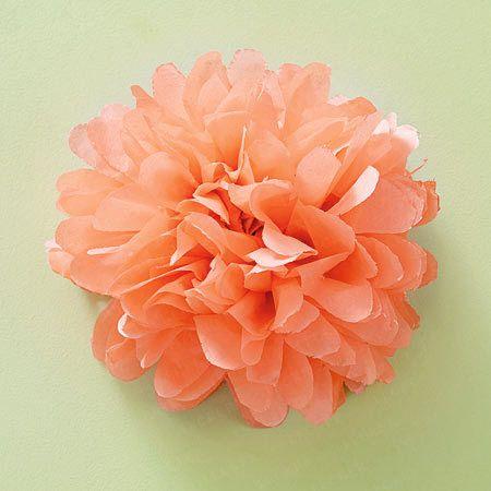 Papierblumen basteln - so gehts - papierblumen-basteln-44  Rezept