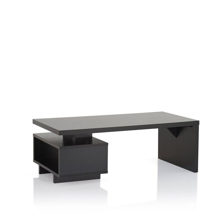 Geometric Modern Wood Coffee Table Furniture 47.00 x 24.00 x 17.00 Inches New    #DealsToaday #Modern