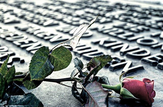 Auschwitz II-Birkenau. Monument dedicated to the victims of the camp. --- Photo by @itsshaw_nee ---