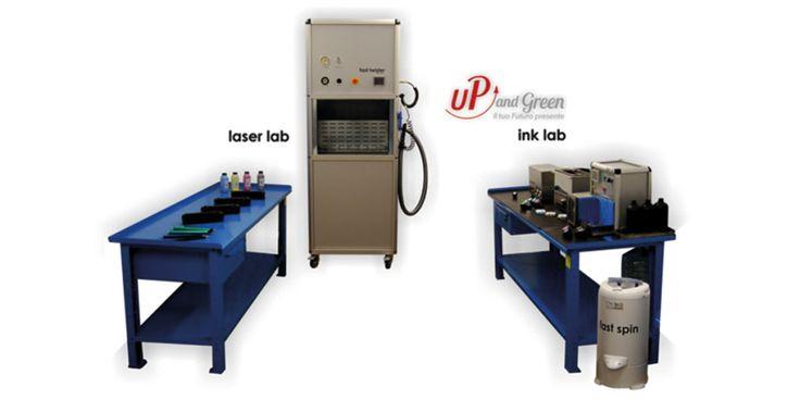 Con UPandGREEN si può aprire un centro di ricarica cartucce per stampanti e avviare un'attività imprenditoriale in proprio.