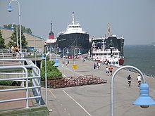 Port de Trois Rivières, Qc