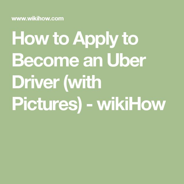 how does uber technologies work