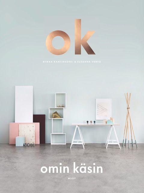 OK – DIY BOOK BY SUSANNA VENTO & RIIKKA KANTINKOSKI