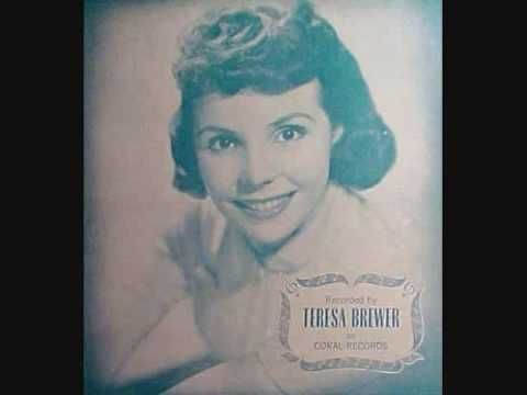 Teresa Brewer - Till I Waltz Again With You (1953) - YouTube