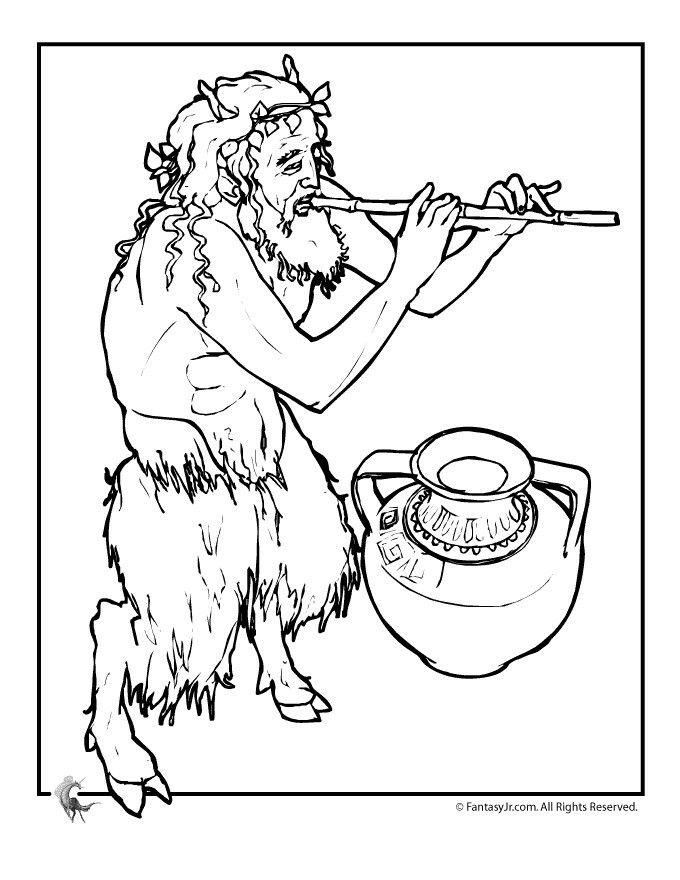 67 best Satyrs and Goats images on Pinterest