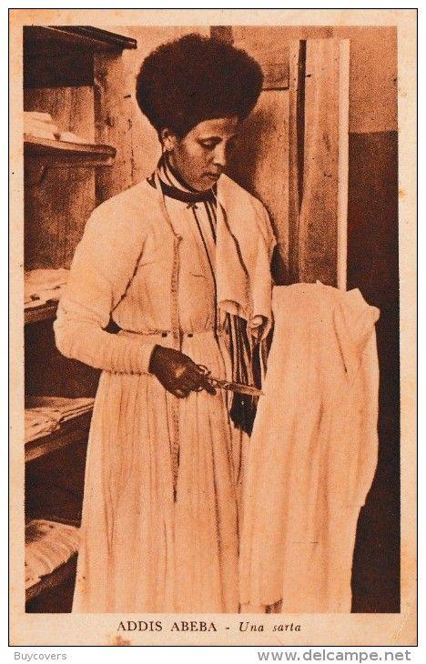 """B502- """"Addis Abeba,una sarta"""" da Addis Abeba a Gambolò (PV) del 14/3/1937 con cent 20 violetto. Leggi...."""