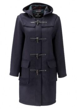 I have a vintage one of these and I love it, can be worn for casual events or evenings out. Not too hot, not too cold. Womens Gloverall Duffle Coat
