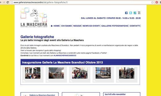Abbiamo realizzato il sito web di Galleria La Maschera Scandicci.. guarda il progetto qui--> http://www.edimedia-fi.it/progetti/Galleria-la-maschera-scandicci