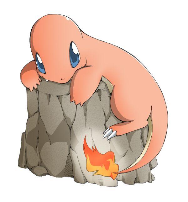 Como el valor de la lealtad, soy una persona leal hasta el fin, como charmander uno de los pokemones más leales de toda la historia