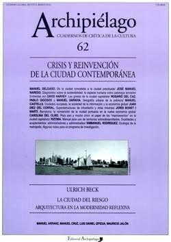 Crisis y reinvención de la ciudad contemporánea.  http://www.cidadeimaginaria.org/cc/MCastellsCiudad.pdf
