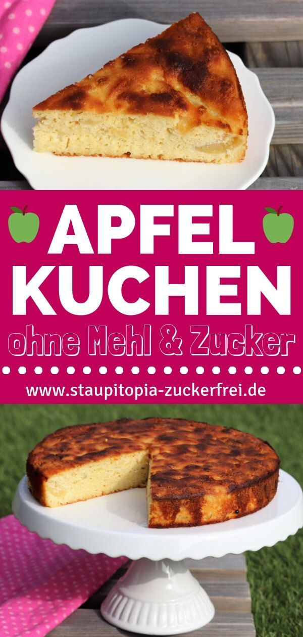 Apple pie without flour