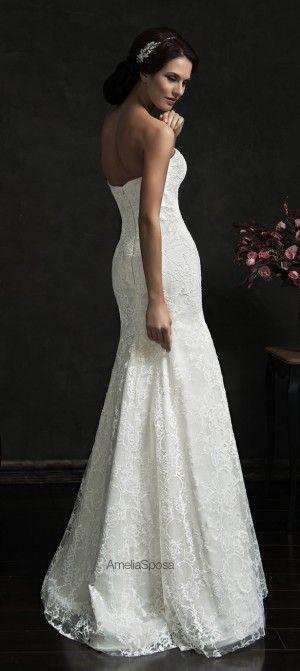 Amelia Sposa 2015 Wedding Dress -Teofila