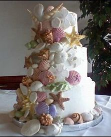 For Fabulous Wedding Cakes in Sarasota, Florida, see Beautiful Cakes by Ron
