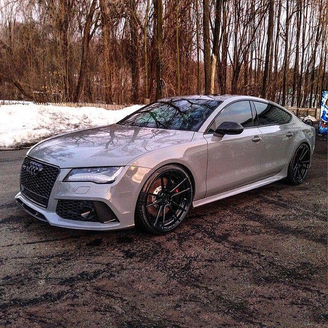 Audi RS7 • Follow @_jay_slay_ • • Check out more of his RS7 • ____________________________ • Photo via @_jay_slay_ •