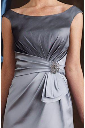 Mother of the Bride Dress - talvez menos brilloso
