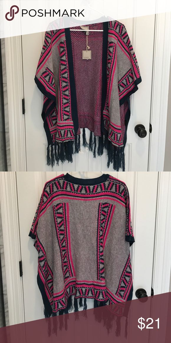 NWT Tribal Sweater Cardigan New, never worn. Sweater material. Nuage Sweaters Cardigans