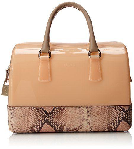 FURLA Candy Medium Bauletto Top Handle Handbag