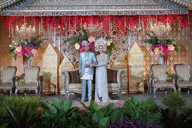 Baby Blue Minang Wedding at Sampoerna Strategic Square - DTO_0435