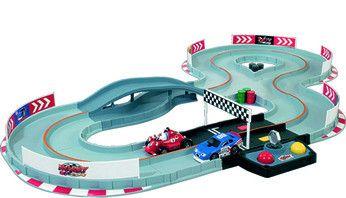 Roary The Racing Car Roary Deluxe Silverhatch Race Track