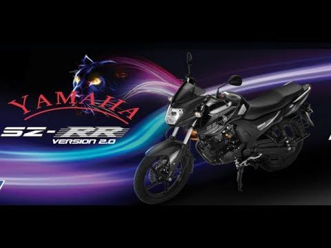 Yamaha SZ RR V 2 0 Full Specification Only On Youtube