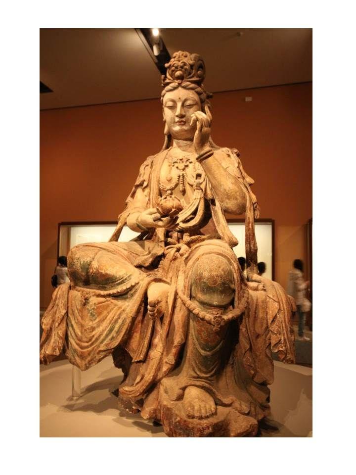 觀世音菩薩北京國家博物館藏