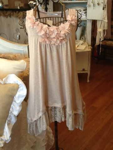 refashion t with lace and ruffles