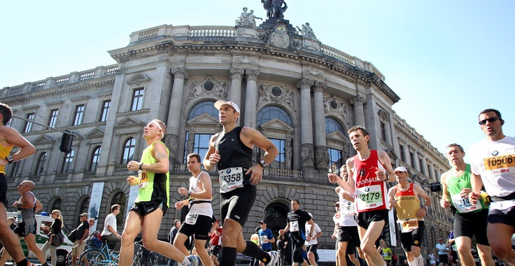 Always wanted to run marathon? Why not get your friends and family help fund your Berlin marthon with Inlu.com