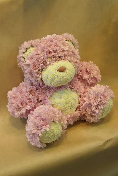 Toys and Gifts made of fresh FLOWERS @ Toy Florist 416 909 96 30