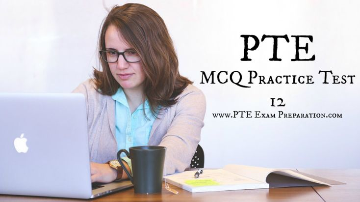 Our PTE Academic free online practice tests are timed and partially scored just like real Pearson Test of English Academic test. The tests on PracticePTE help you familiarise with PTE exam to perform on the real test day. PTE Academic Exam Preparation MCQ Multiple Choice Practice Test 12 (Questions and Answers)