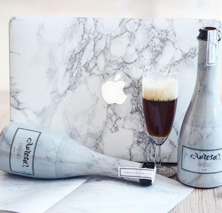 Beer For Women #MarbleBeer #BeerForher #Beerforwomen #AurosaBeer #Marble