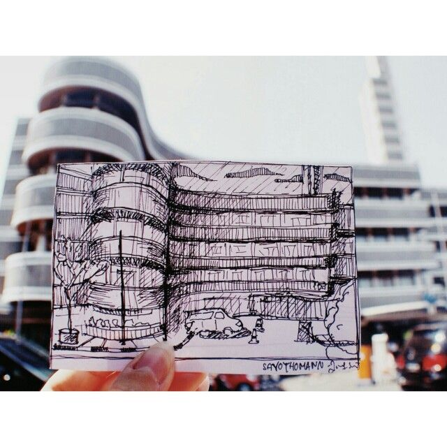 #savoyhomann #sketch #new #work #arqsketch #urbansketcher #arch_sketch #ARQUITETAPAGE #ink #art #illustration #izy_sketch #sketch_daily #arch_more #artists_insta #artFido #izy_architecture_sketch #papodearquiteto #sketchbook #sketch #drawing #draw #detail #detailed #watercolor #rapido #isograph #rotring #goodnight