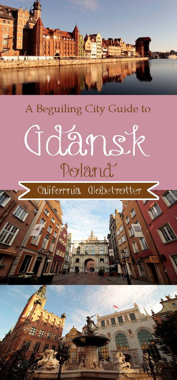 The Beguiling Charm of Gdańsk, Poland - City Guide to Gdańsk - What to do in Gdańsk - California Globetrotter (31)