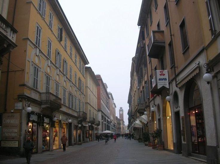 Novara negozi