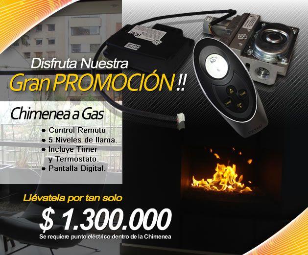 http://www.dticolombia.com/chimeneas-a-gas/chimeneas-a-gas-dti-colombia  Disfruta de Nuestra Gran Promoción de Chimeneas a Gas en Bogotá, D.T.I. Colombia. Tel : (57-1) 8052257 - 8052269