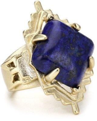 Kendra Scott Reva Lapis Ring: Jewelry: Amazon.com