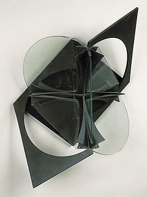 Cruz Anclada - Anton Pevsner (1933)