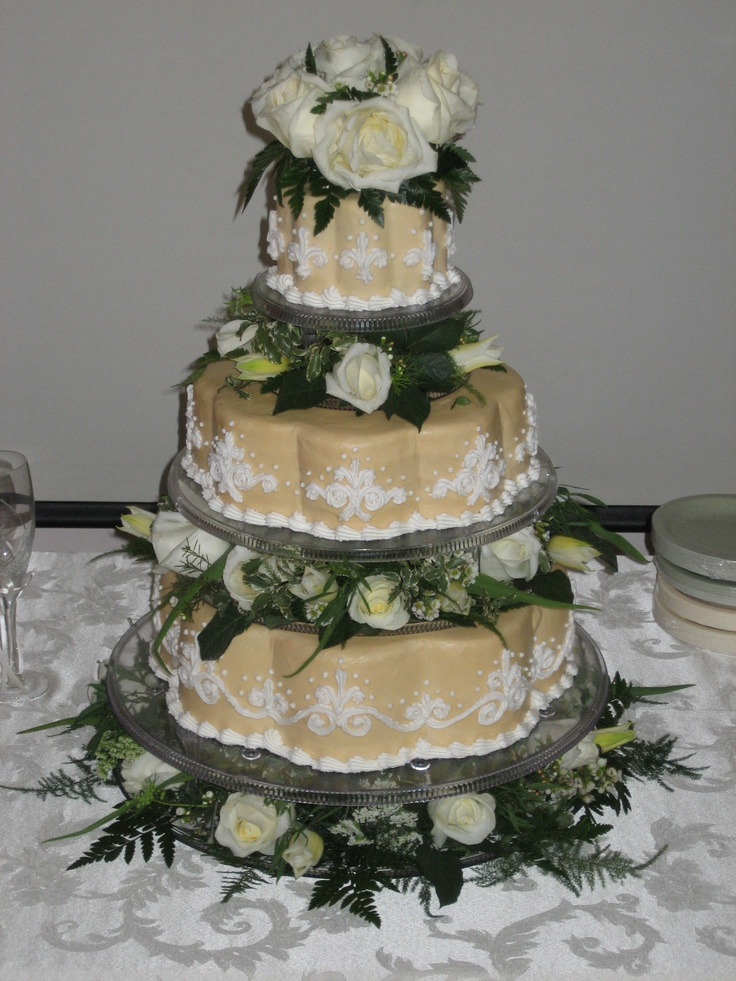 Wedding Anniversary Cakes Pinterest