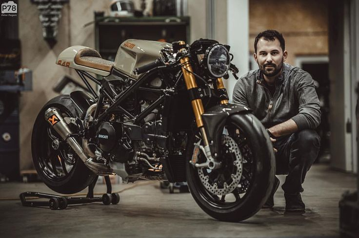 Ducati EVO RACER - RocketGarage - Cafe Racer Magazine