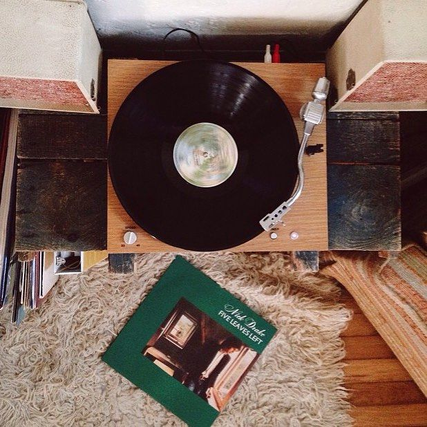 """""""Where words fail, music speaks."""" Stop by the Free People blog today to see our five favorite albums of September."""