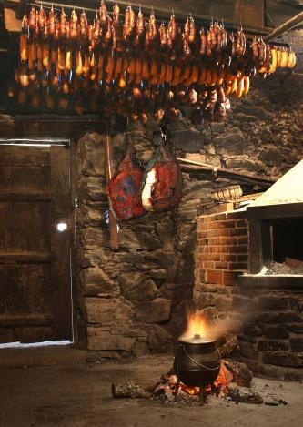 Sausages - Feira do Fumeiro em Vinhais
