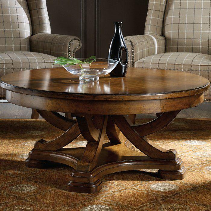 Hooker Furniture Tynecastle Coffee Table & Reviews   Wayfair