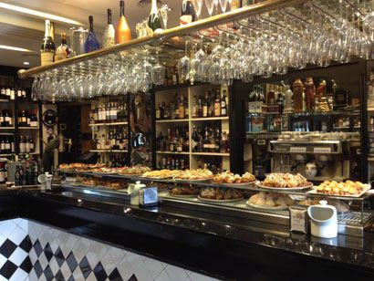Bar Víctor Montes Restaurant